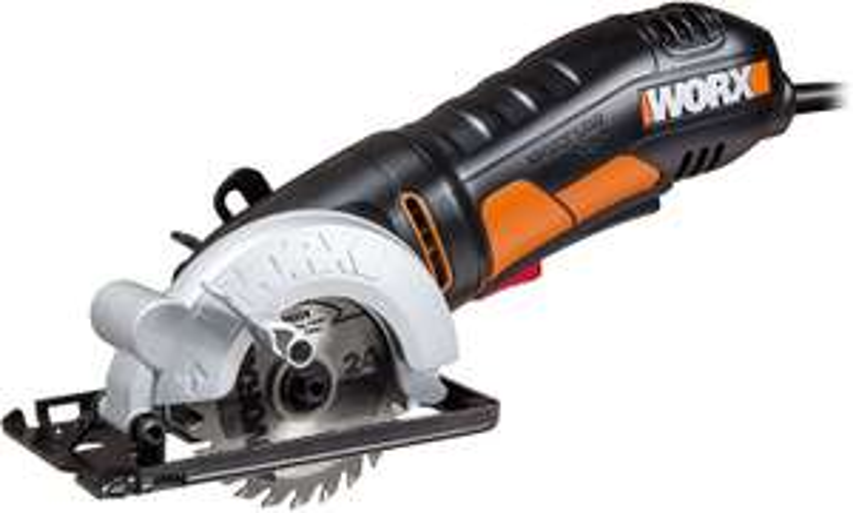 Worx WX423 Handkreissäge 400W für Holz, Metall, PVC und Keramik @Amazon