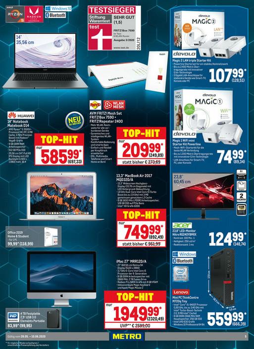 iMac 27 MRR12D/A