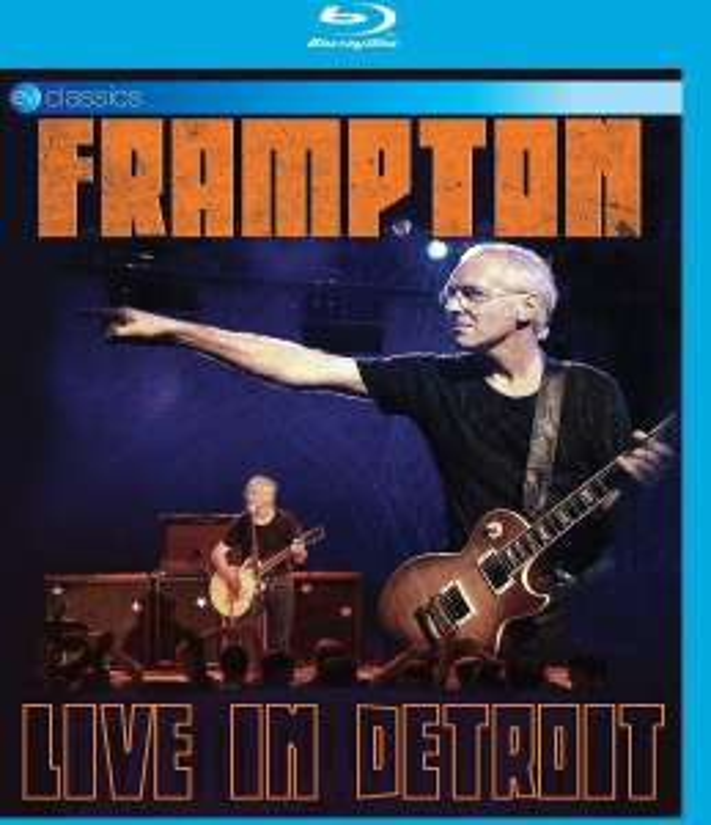 Peter Frampton - Live in Detroit (Blu-ray) für 5€ (Amazon Prime & Saturn & Media Markt Abholung)