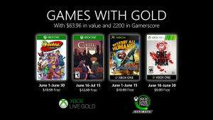 (Games with Gold Juni) Shantae and the Pirate's Curse, Coffee Talk (Xbox One), Destroy All Humans! & Sine Mora (Xbox One/Xbox 360)