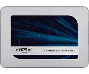 CRUCIAL MX500 500GB SSD 2,5 Zoll intern für 54,99€ inkl. Versandkosten