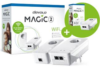 DEVOLO Magic 2 WiFi Starter Kit + Magic 1 WiFi Single ähnlich Multiroom Kit