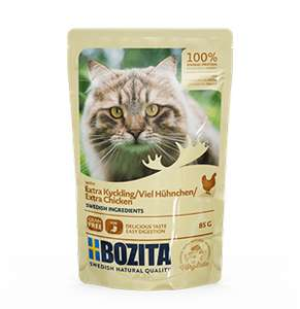 Gratis Bozita Katzenfutter Pouch