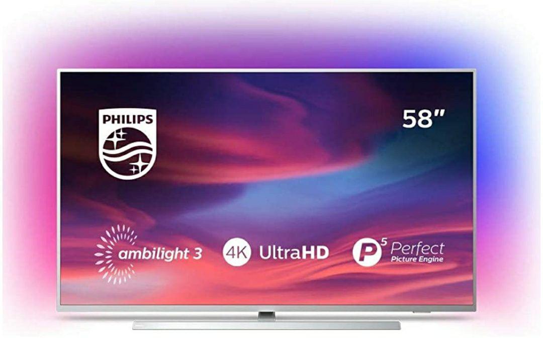 """Philips 58PUS7304 - 4k UHD Fernseher - bisheriger Bestpreis - (70"""" für 907€)"""