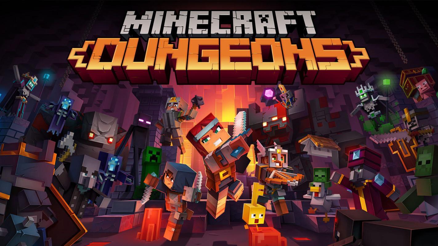 Xbox Game Pass für PC (Beta) mit z.B. Minecraft Dungeons für 1€ im ersten Monat