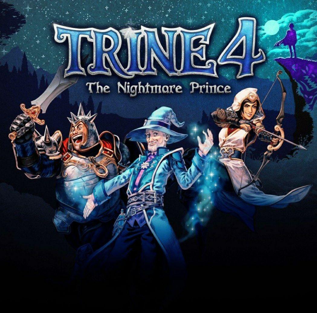 Trine 4: The Nightmare Prince (Steam) für 9.11€ (Chrono.gg)
