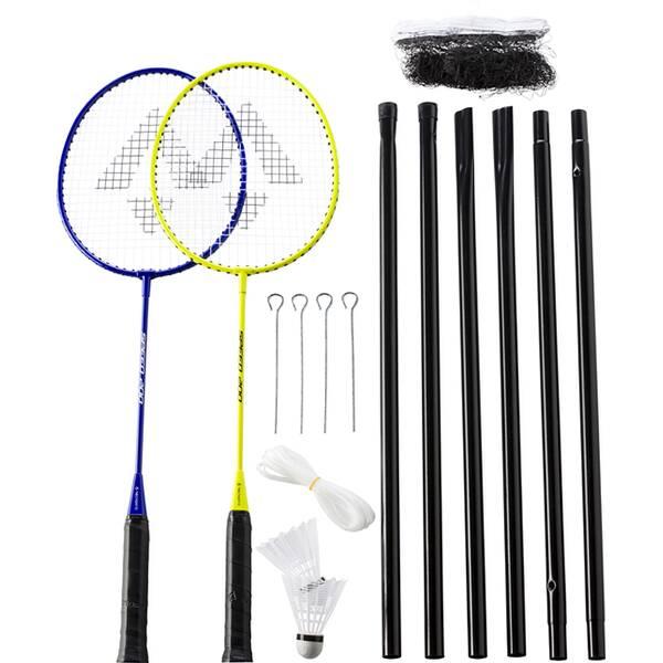 (INTERSPORT) TECNOPRO Badmintonset Speed 200 Badminton