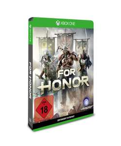 [Lokal Hanau] For Honor (expert exklusiv Metal Case) Xbox One - Abholung