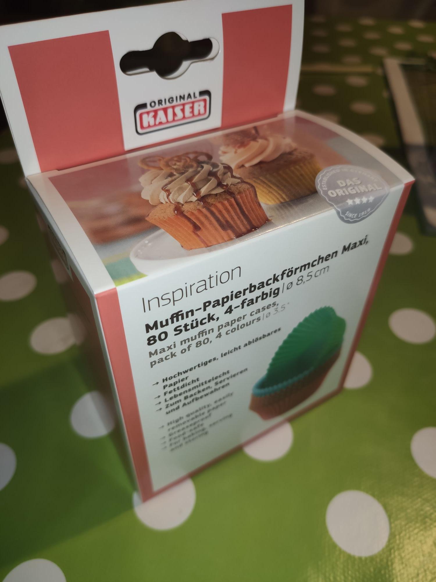 [Lokal? Kaufland Preisfehler] Muffinförmchen 8,5cm