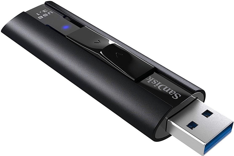 SanDisk Extreme PRO USB 3.1 Stick mit 256GB für 55€ inkl. Versand
