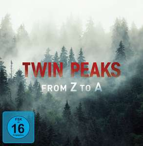 Twin Peaks from Z to A Limited Collector's Edition (Blu-ray) für 89,97€ (Amazon)