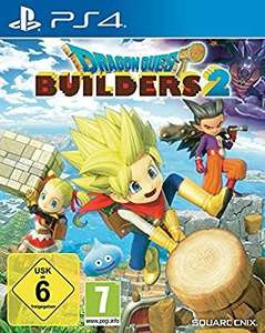 Dragon Quest Builders 2 (PS4) [Amazon Prime oder Saturn u. Mediamarkt Abholung]