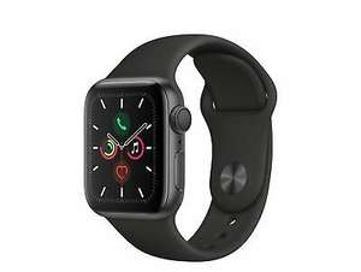[Ebay Plus] Apple Watch Series 5, 40 mm, Aluminiumgehäuse spacegrau, Sportarmband schwarz