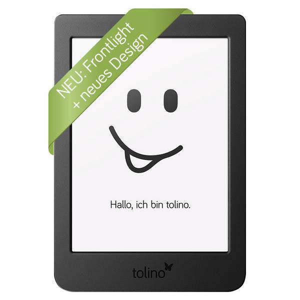 tolino page 2 eBook-Reader für 59€ [bol]