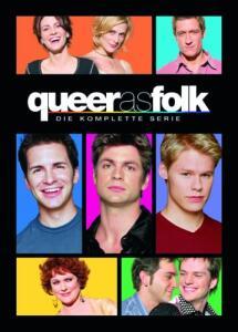 Queer as Folk - Die komplette Serie (24 Discs DVD) für 36,97€ (Amazon)