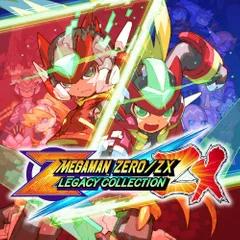 Mega Man Zero/ZX Legacy Collection (Switch) für 18,38€ (MEX eShop)