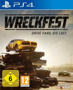 Wreckfest (PS4) für 17,99€ (Amazon Prime & Saturn & Media Markt Abholung)