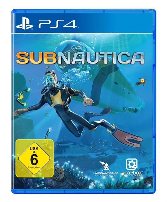 Subnautica (PS4 & Xbox One) für je 19,99€ (GameStop Abholung)