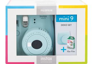 FUJIFILM Instax Mini 9 Travel Set Sofortbildkamera in mehreren Farben