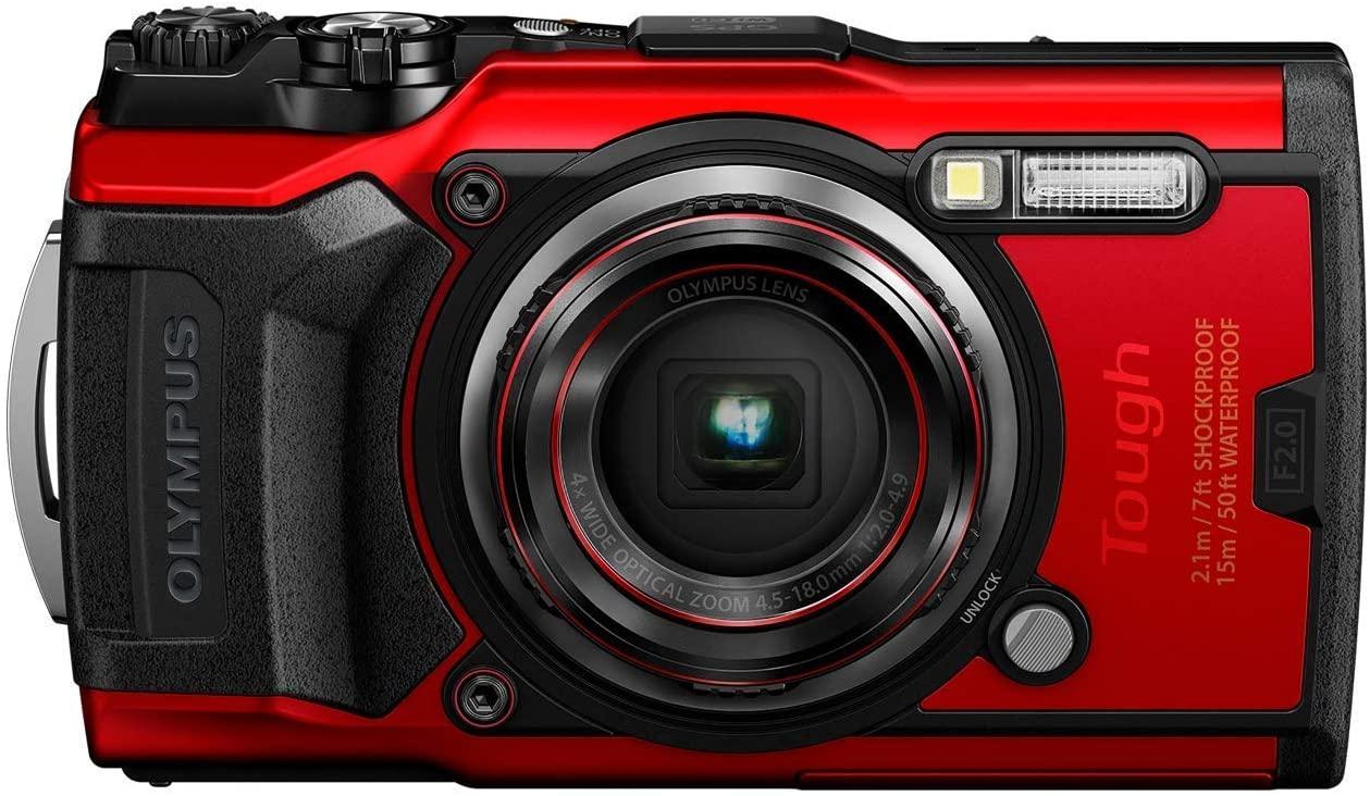 Olympus Tough TG-6 Outdoor Digitalkamera für 302€ inkl. Versand (Amazon UK)