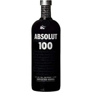 (prime)Absolut 100 / 50% Vol. Vodka/Wodka / 1 x 1 L