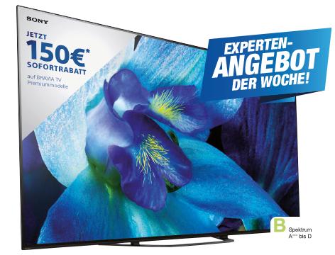 Expert Bonn: Sony KD55AG8 OLED-TV