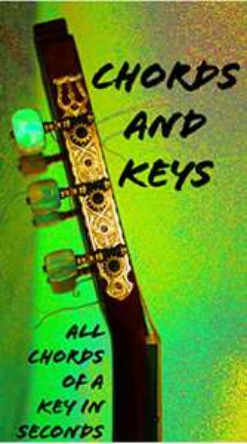 Chords and Keys (eBook) kostenlos bei Amazon