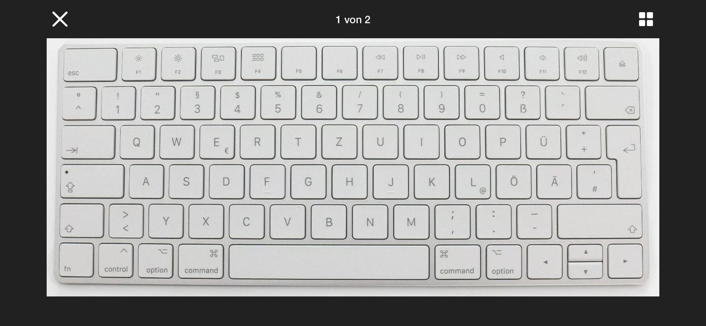 EBay Plus - Apple Magic Keyboard