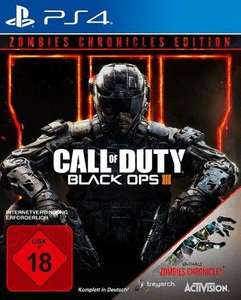 [Lokal Expert Bergheim] Call of Duty: Black Ops 3Zombies Chronicles Edition (PS4)