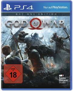 [lokal Expert Bad Honnef] God of WarDay One Edition (PS4)