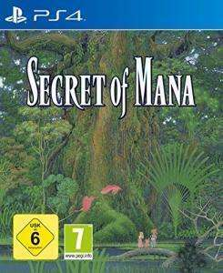 (PS4) Secret of Mana & Team Sonic Racing für je 13,49€ & Terminator: Resistance, Kingdom Hearts III & Elex für je 8,99€ uvm. (Müller)