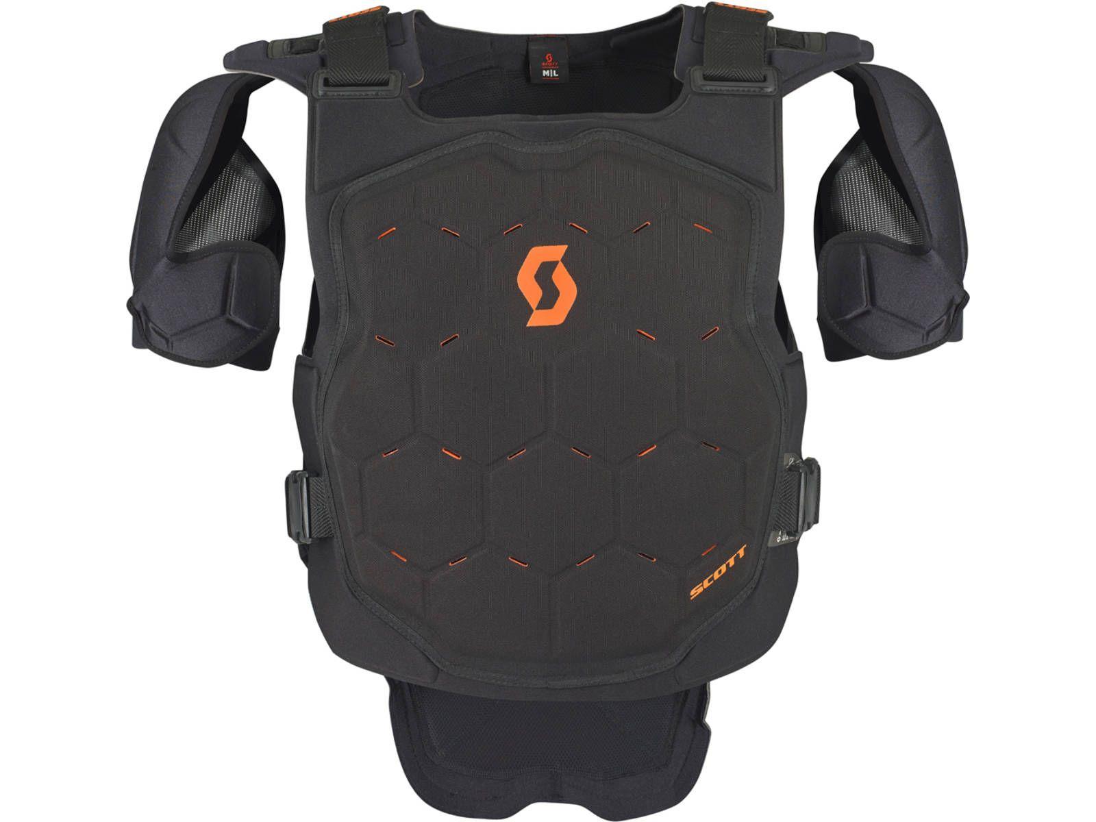 MTB Bike Motorrad Ski Scott Softcon 2 Body Armor Protector - 2020 (S, M/L)
