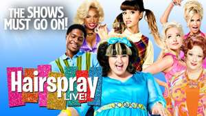 HAIRSPRAY Live! (Musical Aufzeichnung) | The Shows Must Go On (YouTube)