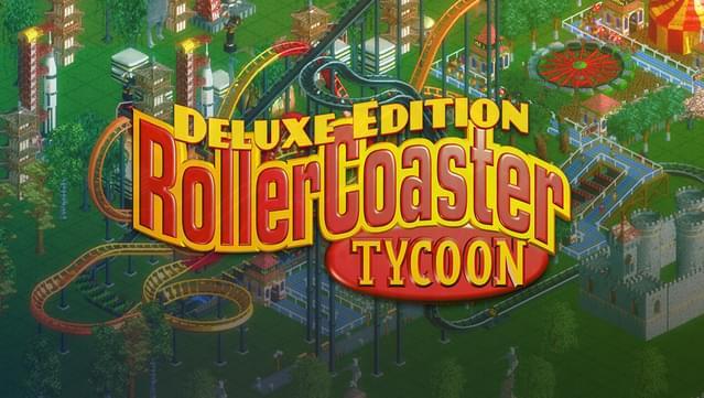 RollerCoaster Tycoon: Deluxe für 1,89€ (GOG)