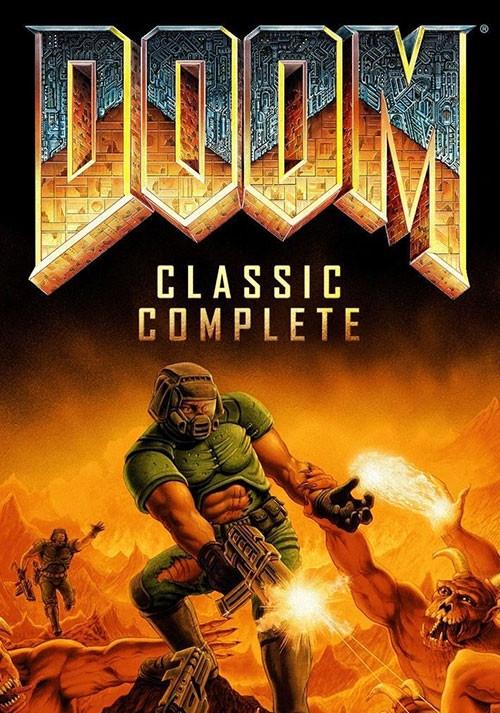 Doom Classic Complete (Steam) für 1,77€