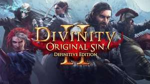 Divinity: Original Sin 2 - Definitive Edition (PC) für 22,49€ bei GOG und Steam