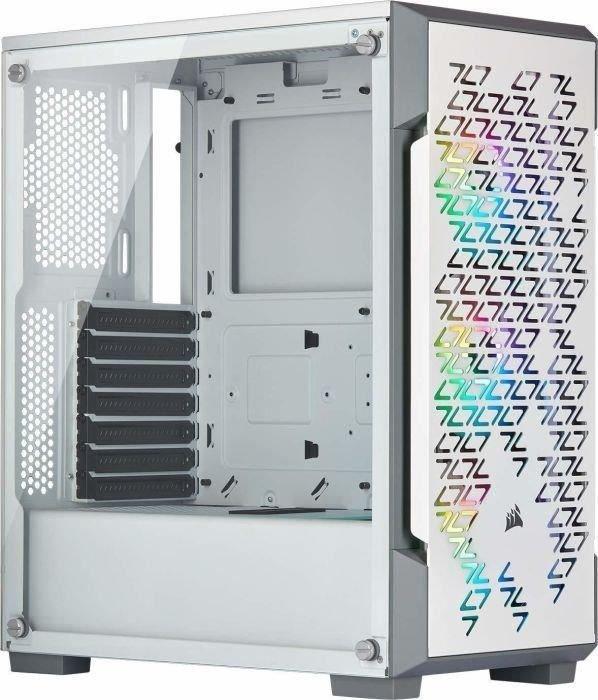 Corsair ICUE 220T RGB PC-Gehäuse Weiss oder Schwarz(70 Cent teurer)