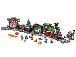 """Lego Creator 10254 """"Festlicher Weihnachtszug"""" [Deutsche Post Shop]"""