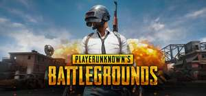 PLAYERUNKNOWN'S BATTLEGROUNDS Steam Free Weekend