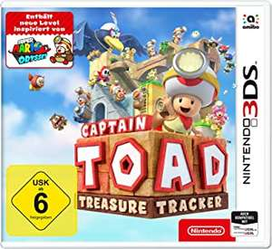 Captain Toad: Treasure Tracker (3DS) für 17,99€ (Amazon Prime)