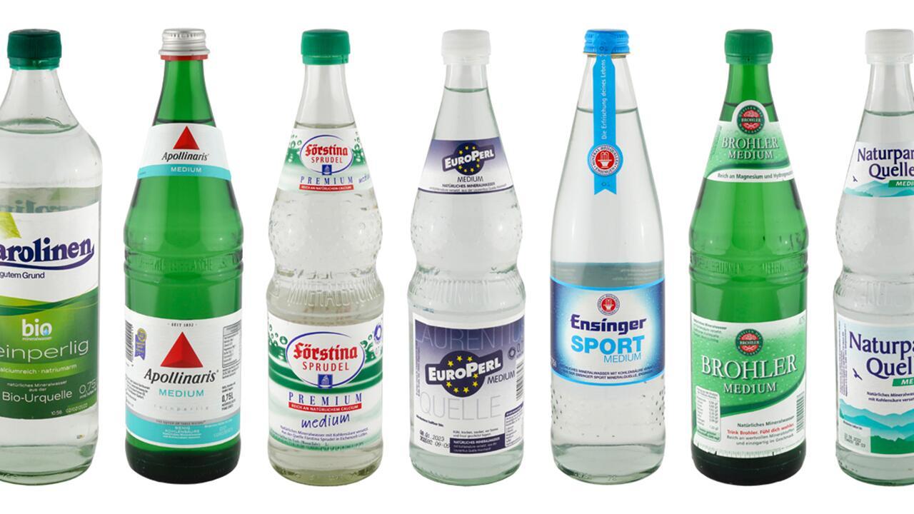 [Öko-Test] Mineralwässer-Test: Fast jede fünfte Quelle ist verunreinigt. Jetzt gratis unser Testurteil zu 100 Produkten abrufen!
