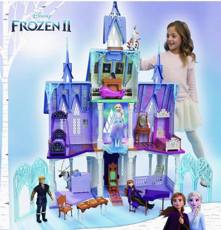 [Amazon Prime] Disney Die Eiskönigin 2 Königliches Schloss von Arendelle