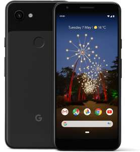 "[MM & Saturn] Google Pixel 3a XL - 6,0"" Smartphone (4/64GB, USB-C, NFC, Android 10) in just black für 345€ / 335€ mit Newsletter"