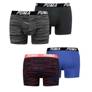 Puma Boxershorts 12er Pack - Spacedye Stripe - S-XL - 3,75€ St.