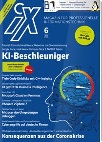 """[Heise] iX Magazin 3 Ausgaben (Print oder digital) + 10€ Amazon-Gutschein + iX Sonderheft """"Developer 2019"""" für 16,50 €"""