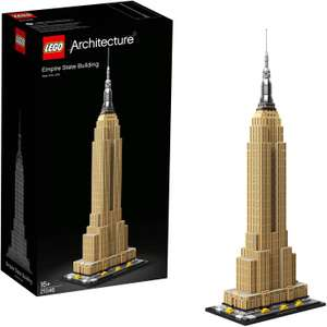 (Prime) LEGO 21046 - Architecture Empire State Building