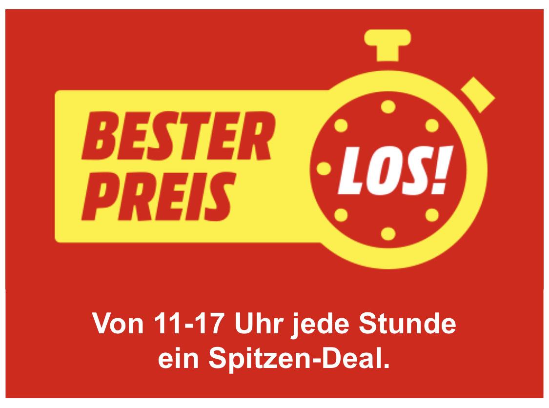 [NUR FÜR MEDIAMARKT-CLUB MITGLIEDER] Von 11-17 Uhr jede Stunde spitzen Deals