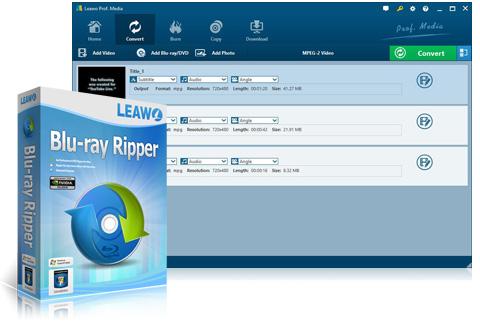 30% Ermässigung auf Blu-ray Ripper (1 year) Win/Mac für 40,85€
