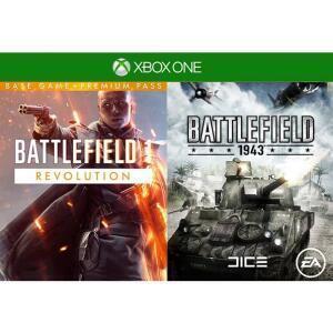 Battlefield 1 Revolution inkl. Battlefield 1943 (Xbox One Download Code) für 3,39€ (CDkeys)