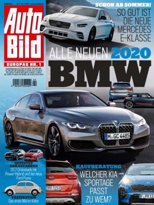Auto Bild Abo (6 Monate) für 70,20 € mit 70 € BestChoice-Universalgutschein